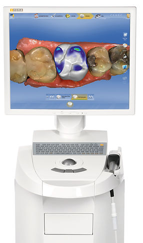 CEREC - Dijital Ölçü - CAD CAM