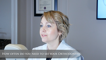 How often do you need to see your Orthod