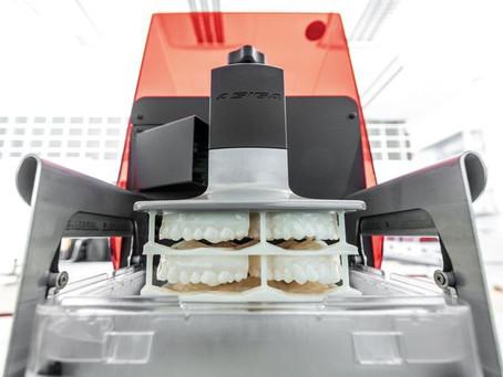 New Era in Digital Dentistry 3D Dental Printers