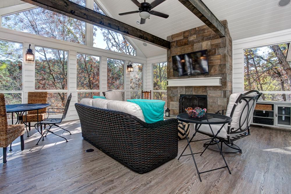 Foxcroft Screen Porch Addition