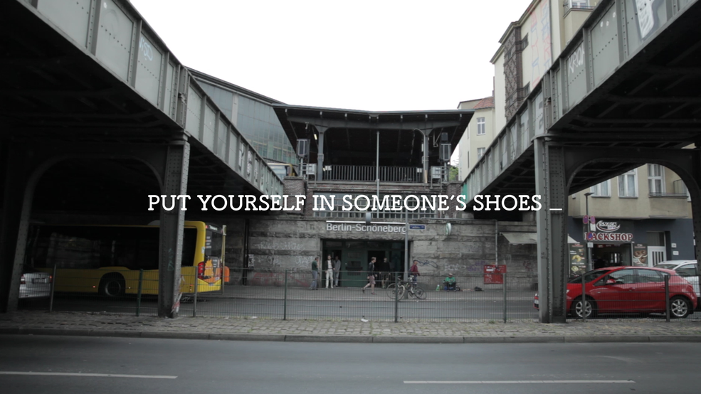 Put Yourself in Someone's Shoes