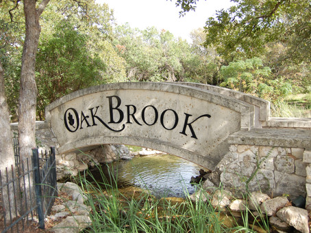 Oak Brook 1Q Newsletter Available
