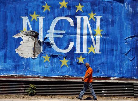 """Kënnt de """"Grexit""""?"""