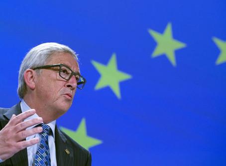 Europa vu verschiddenen Vitessen
