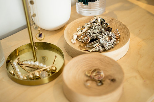 Sage Trinket Nesting Bowls