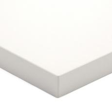White Super Matte 2-Sided