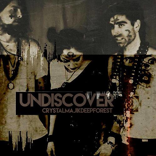 "UNDISCOVER ""CRYSTALMAJIKDEEPFORREST"" CD"