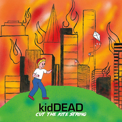 "KIDdead ""Cut the kite string"" CD"