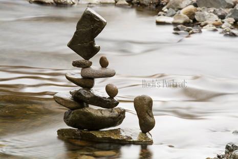 岩のヒエラルキー
