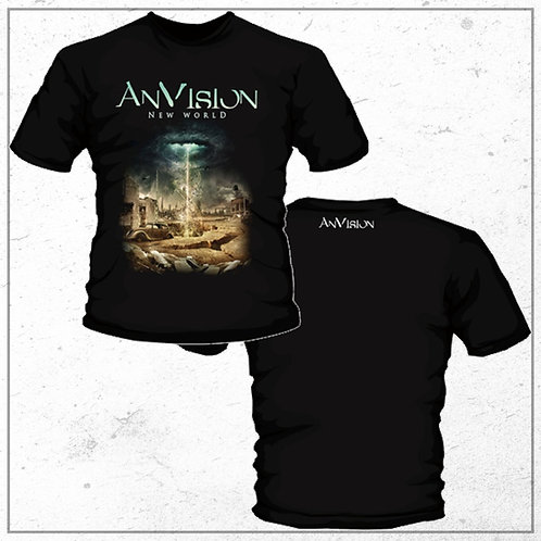T Shirt - New World