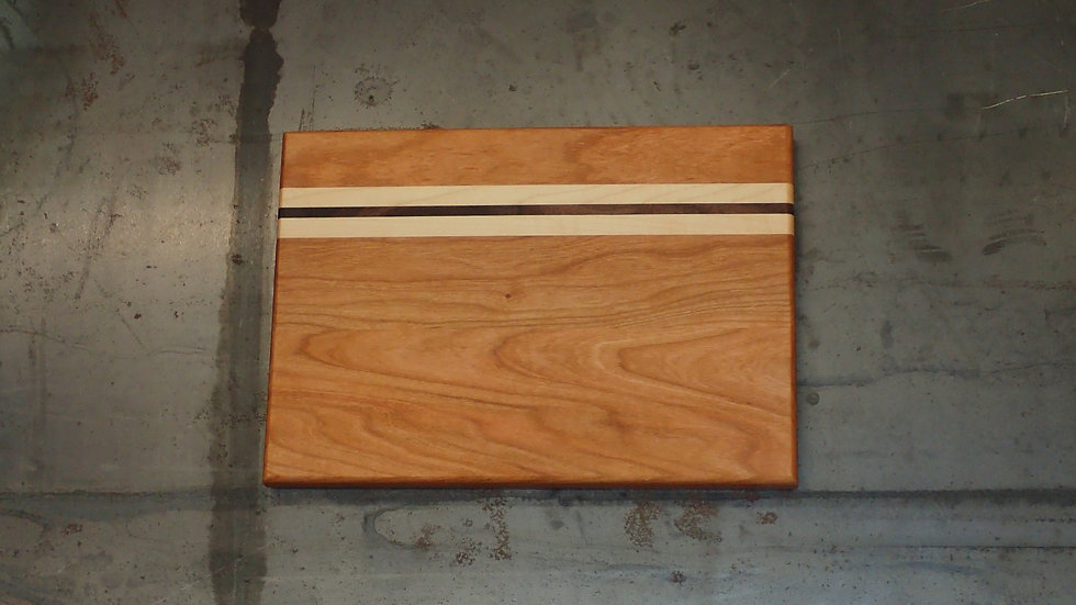 Cherry, Maple, Walnut Cheese Board