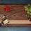 Thumbnail: Walnut, Cherry, Maple Cheese Board