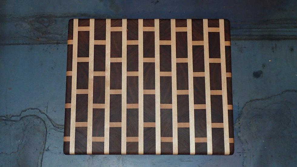 Brick Style End Grain Cutting Board