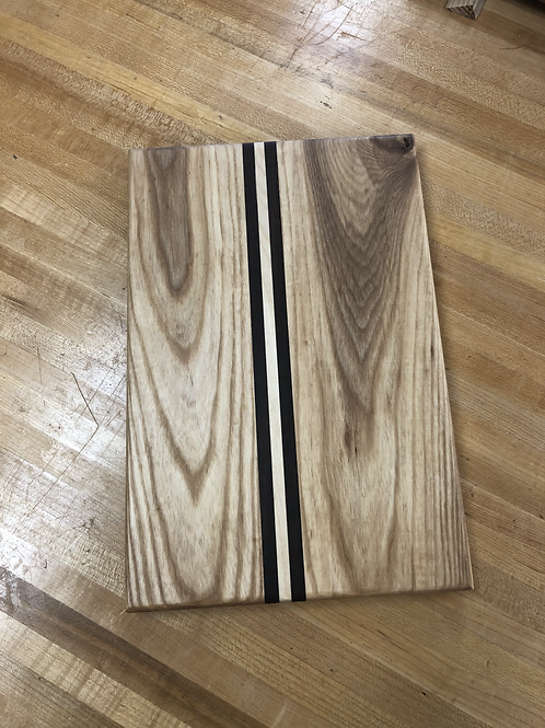 Ash, Walnut, and Maple Cheese Board