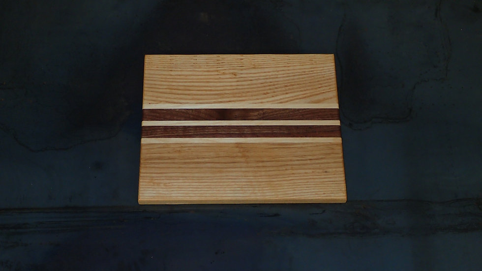 Ash, Maple and, Walnut Cheese Board