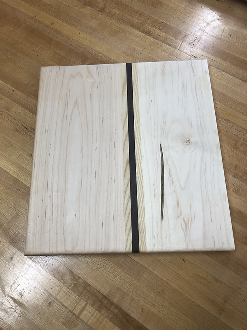 Maple, Ash, and Walnut Cheese Board
