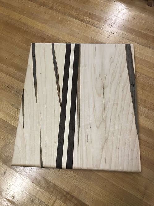 Spalted Maple, Walnut Cheese Board