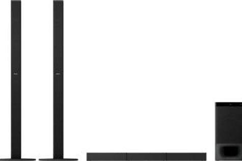 5.1ch Home Cinema Soundbar System with Bluetooth® technology | HT-S700RF