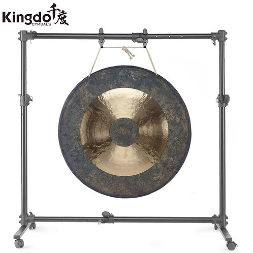 Kingdo High Quality Adjustable Gongs Stand