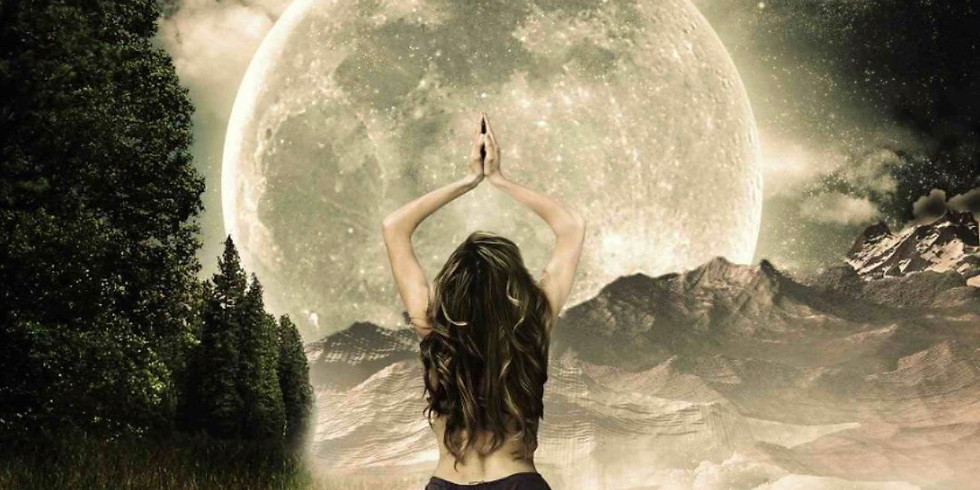 Full Moon Ceremony & Channeled Group Healing Session - Thursday 25th October.