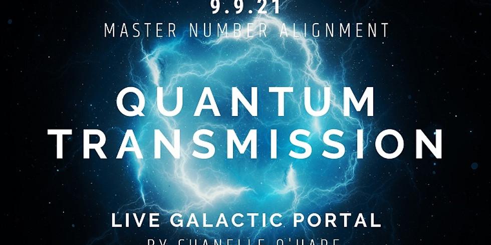 9.9 Portal & Galactic Transmission Thursday