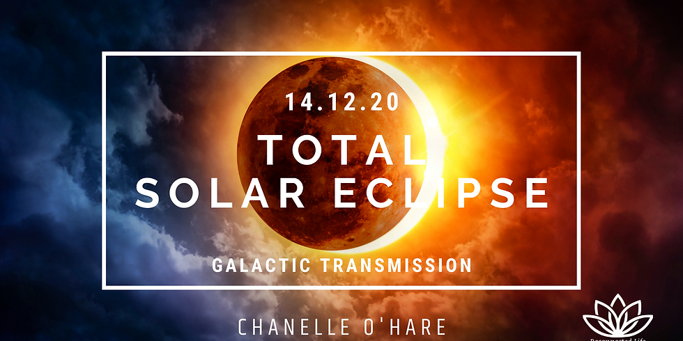 December 14th Total Solar Eclipse