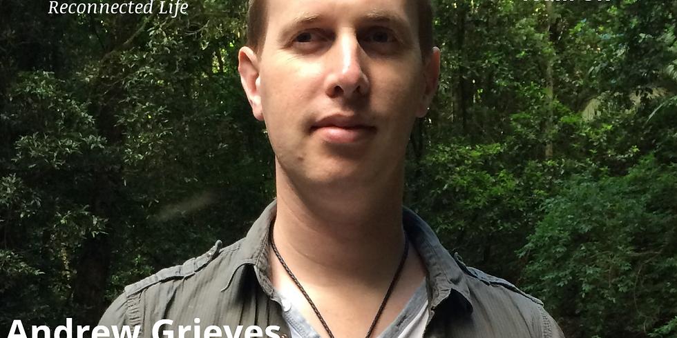 THE CATALYST ~ FREE LIVE WEBINAR EVENT ~ Andrew Grieve Modern Alchemist