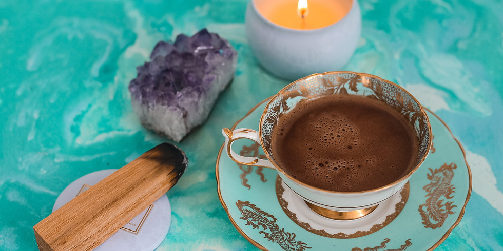 Sacred Cacao, Quantum Healing with Transformational Breathwork & Light-Language 3.0