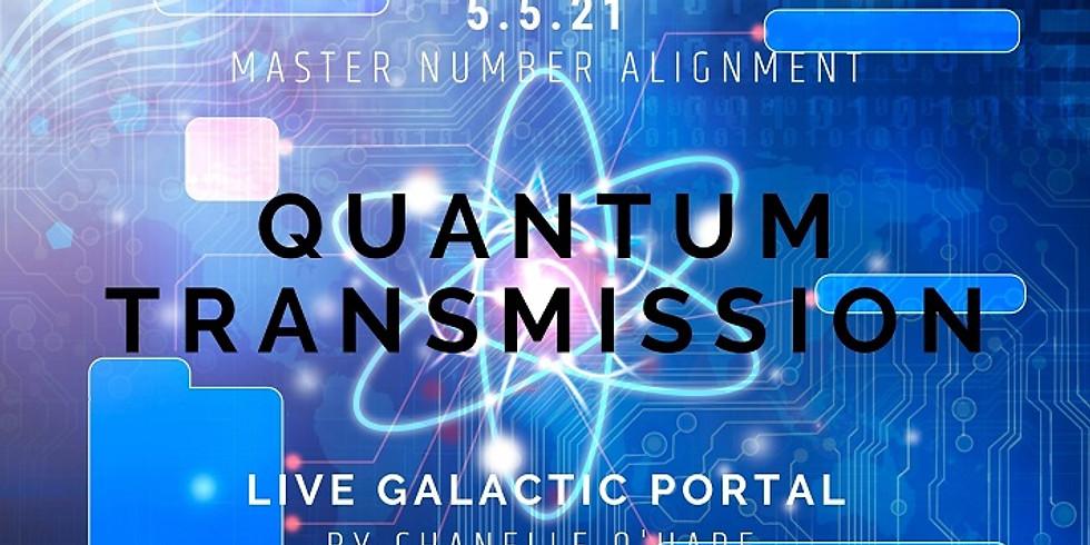 5.5 Portal & Galactic Transmission Wednesday