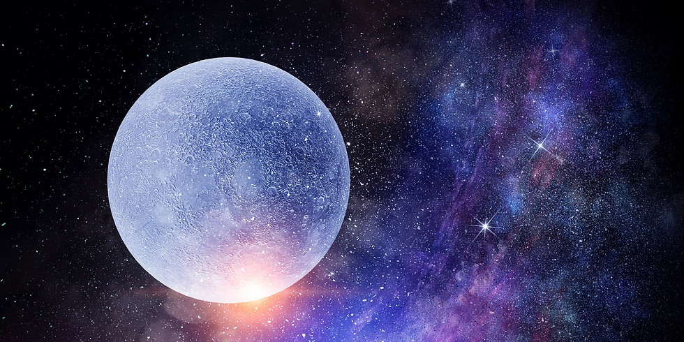 July Full Moon Channeled Quantum Cosmic Upgrade