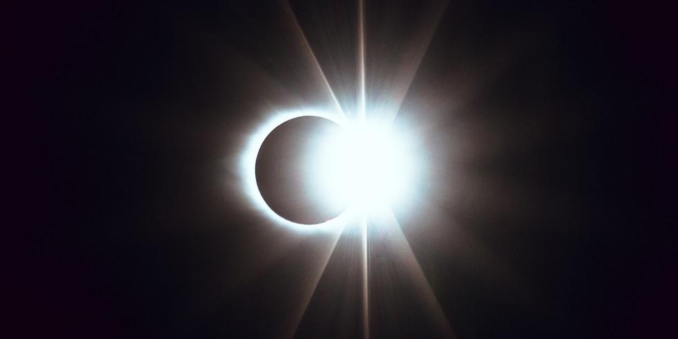 Total Solar Eclipse LIVE Transmission