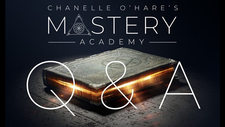 The Mastery Academy's Q&A Session - Your Insight Into the Quantum Starts Here! (6)