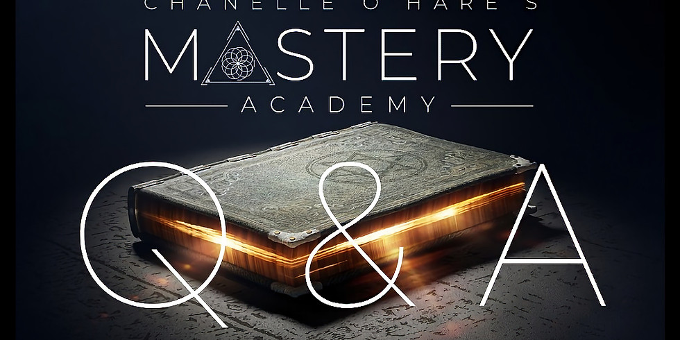 The Mastery Academy's Q&A Session - Your Insight Into the Quantum Starts Here! (4)
