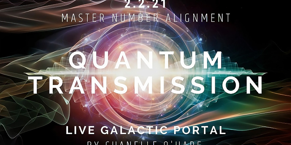 2.2 Portal & Galactic Transmission Tuesday (event held 3.33 pm AEST)