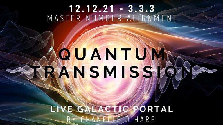 12.12 Portal & Galactic Transmission Sunday 3.3.3 Trinity!