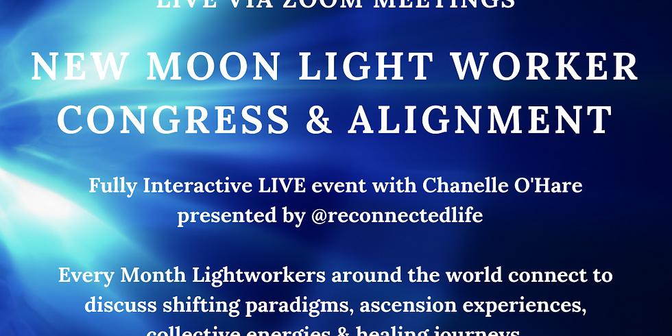 New Moon Lightworker Congress