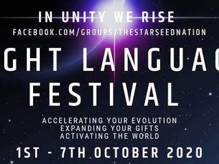 What is Light Language?