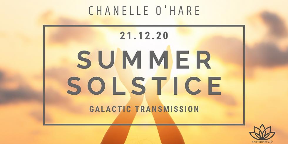 December 21st Solstice 2020