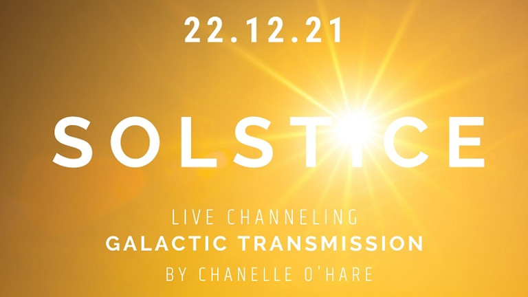 December Solstice Portal and Galactic Transmission