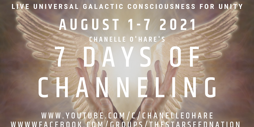 7 Days of Channeling