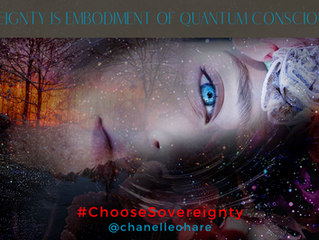 Sovereignty is the Embodiment of Quantum Consciousness