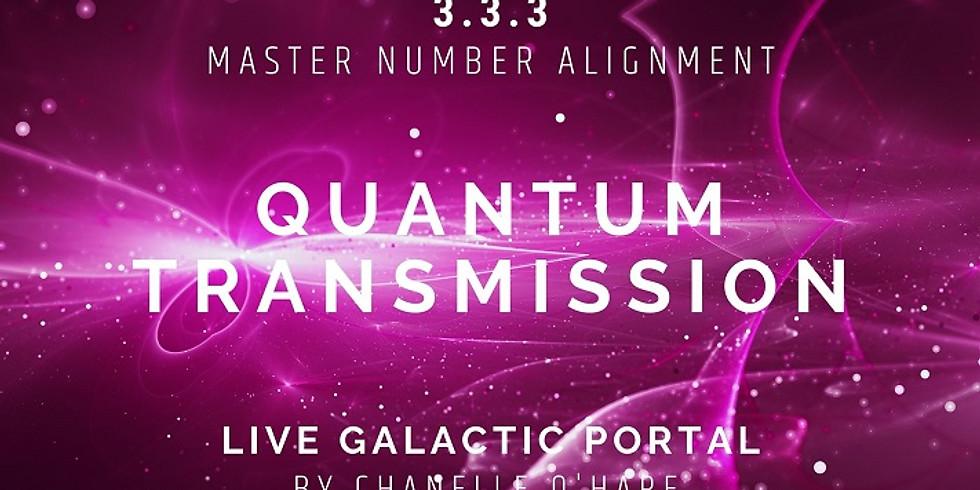 3.3 Portal & Galactic Transmission Wednesday