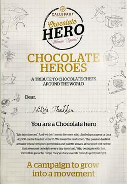 Chocolate Hero