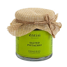 Salted Pistachio Dragées