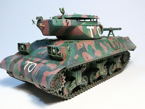 US M-36 Jackson, Yugoslav modification (Conversion parts ONLY))