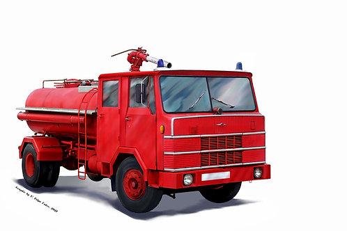 FAP 1516 BD fire-truck
