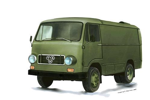 TAM 2001 C Van
