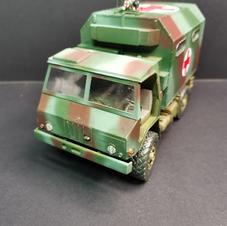 TAM 110 MedEvac, 1/35 scale, made by Predrag Hluchy