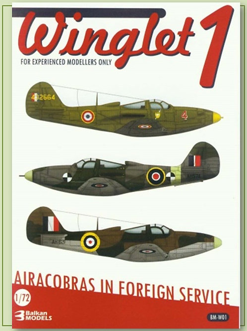 AIRACOBRAS IN FOREIGN SERVICE