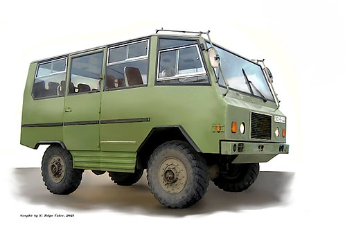 TAM 110 A5 off road bus